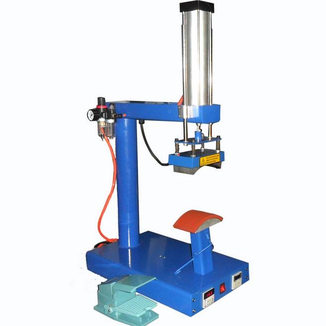 CY-M8 neumático Sombrero prensa del calor de la máquina