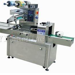 JY-350F máquina de embalaje de almohadas