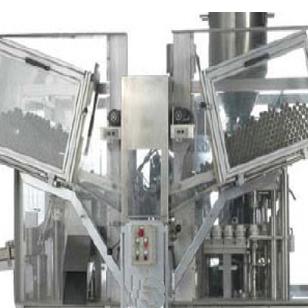 la Máquina que hace tubo de llenado
