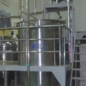 Sistema de vacío emulsionante