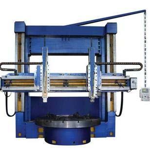 DVT400 CNC doble columna vertical torno