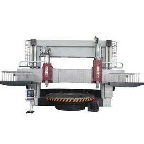 CK5280/DVT800 automática CNC de doble columna de torneado vertical y mandrinadora