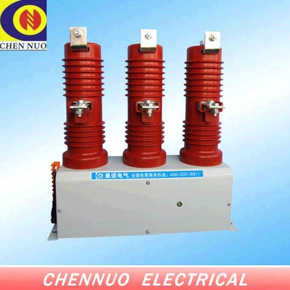 ZN3A condensador de vacío magnético Contactor 12KV 630A-1250A