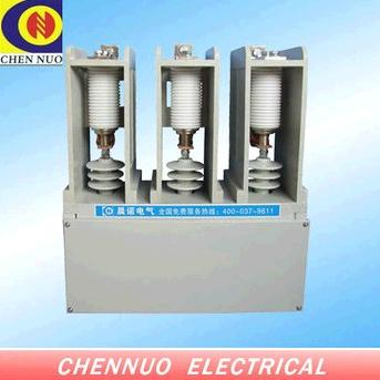 JCZ8C condensador de vacío Contactor 12KV / 7.2KV 160A-800A