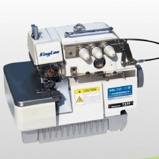 Máquinas de coser Overlock de alta velocidad 737F-504M5-04/BK
