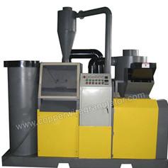 Allance Copper Cable Granulator 400