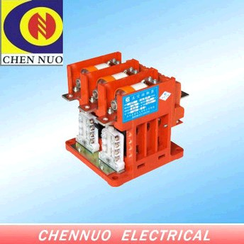 Unidad contactor de vacío CKJ5 400A / 1.14KV Bobina AC