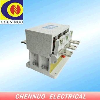Baja Tensión CKJ20 1000A -1250A/1.6KV AC Vacuum Contactor