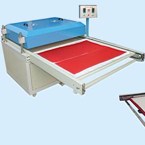 大幅面自动液压升华转印机