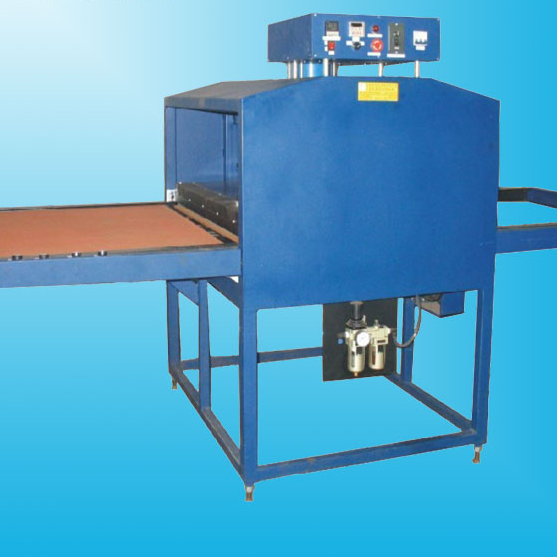 Large Format Pneumatic Sublimation Heat Transfer Machine