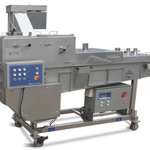 SFJ600-Ⅳ Preduster (Flouring Machine)