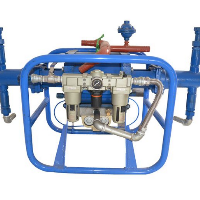 2ZBQ-9/3 Air Motor Cement Grouting Pump