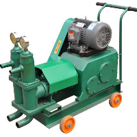 HJB-6 Double Cylinder Mortar Injection Pump