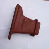 prestressed concrete flat anchor plate