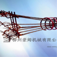 HM15(13)prestressed fixed end H type anchorage system