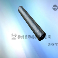 pretressed galvanized metal round corrugated pipe