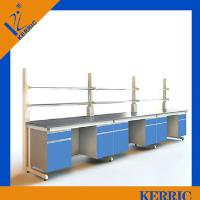 Laboratory corner cabinet