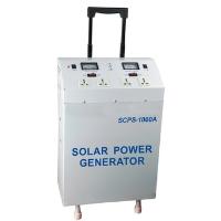 1000W solar powre generator system