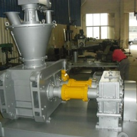 Granulation machine for chemical