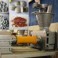 Compact powder press machine