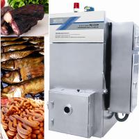 fish smoking oven machine