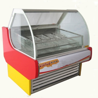 B19 Ice Cream Display Canibet