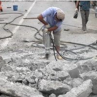 concrete splitter
