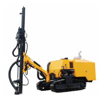 ZL138A crawler hydraulic rock drill