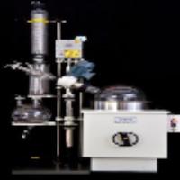 High vacuum distillation apparatus