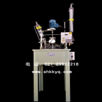 Laboratory Vacuum glass reactor