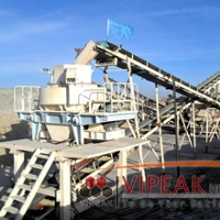 Sand making production line price list in China