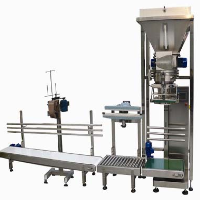 XFF-D Semi automatic Big Bag Powder Dosing and Filling Machine
