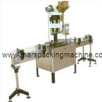 Glass Bottle Beer Crown Capping Machine