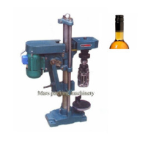 Semi-automatic Aluminum Screw Cap Capping Machine (BXG-1)