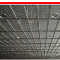 Steel Grating Suspended Ceiling