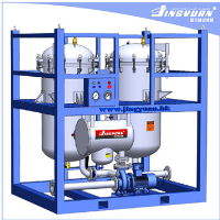 JY-DFF60 High-performance Diesel Purification Filtrator