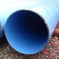 Welding type steel plastic composite pipe
