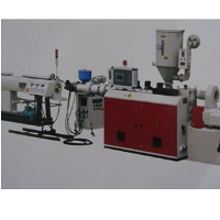 PE / PPR water gas pipe extrusion line
