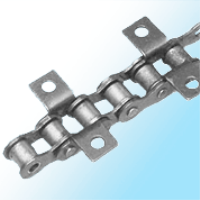 Short pitch precision roller chain conveyor accessories