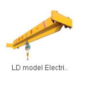 LD model electric single girder crane