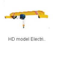 HD model single girder EOT crane