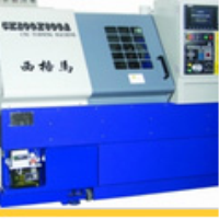 CK200 * 300 a horizontal CNC lathe