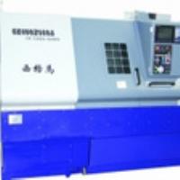 CK400 * 650 a horizontal CNC lathe