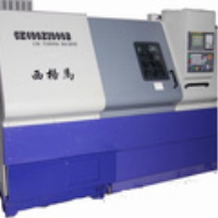 CK400 * 1000 b horizontal CNC lathe