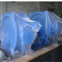 Resilient Butterfly Valve