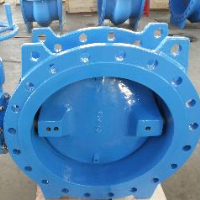 DN600mm Butterly Valve
