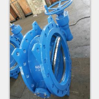 BS BUTTERFLY VALVE
