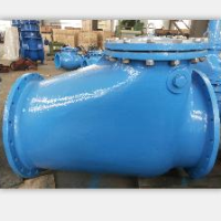 DN600mm Swing Check Valve