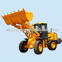 5.0 ton frontal loader, construction equipment