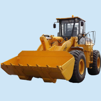 wheel loader 5t, construction machinery